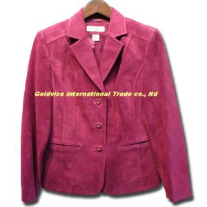 Winter Leather Garment (PIG LEATHER CLOTHING)