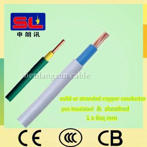 Low Voltage Double PVC Insulated Wire