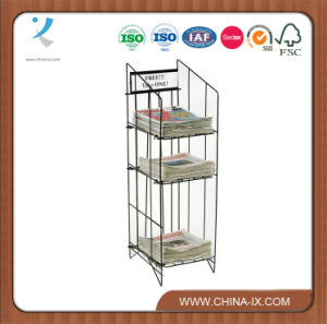 Customized POS Retail Store Floor Display Rack Display Shelf pictures & photos