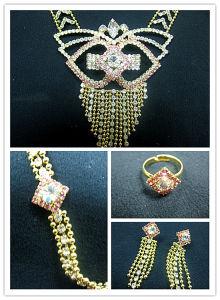 Wedding Jewelry Necklace Set (YCN0045)