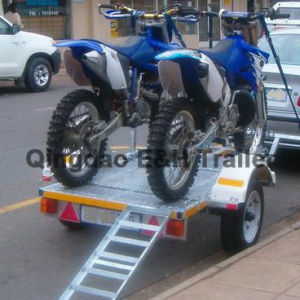 2 Motorcycle / ATV Trailer (CT0303) pictures & photos