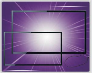 IR Add-On Dual Touch Screen 65′′ 16: 9 (Gt-IR65-Kt)