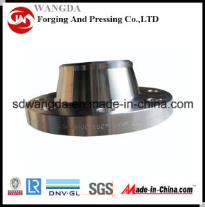 ANSI/DIN/JIS/GOST Weld Wcb/Carbon Steel Flange pictures & photos