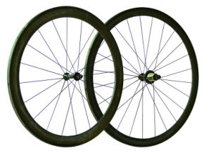 50/50mm Elite Tubular Carbon Wheelset (WB-SWH-003B-MB-SH)
