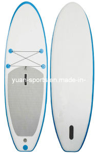 Double Layer Korean Drop-Stitch Fabric Inflatable Yoga Sup Paddle Board pictures & photos