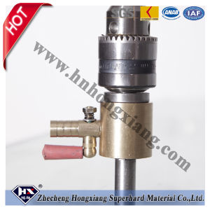 High Quality Drilling Adapter Water Swivel for Glass Drilling pictures & photos