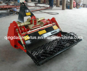 Rotary Cultivator with Stone Burier Mz125 pictures & photos