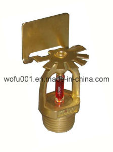 Brass Sidewall Fire Sprinkler (ZSTBZ) - 1/2′′, 3/4′′ pictures & photos