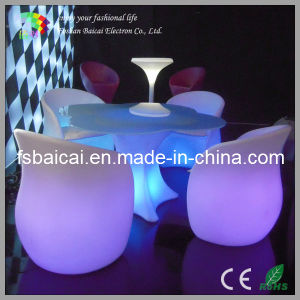 Wireless Waterproof LED Bar Furniture, PE LED Furniture Set pictures & photos