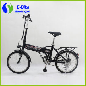 20 Inch Motor Bike with 36V Lithium Hidden Battery pictures & photos