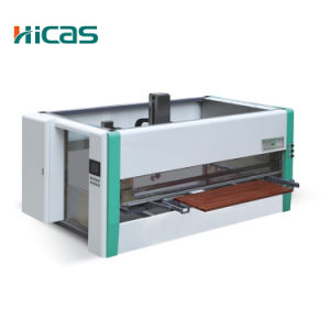 Excellent Services Automatic Wooden Door Spray Painting Machine pictures & photos