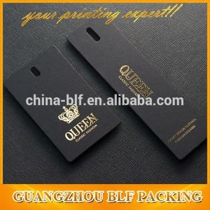 Clothing Labels and Hang Tags (BLF-T114) pictures & photos
