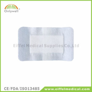 First Aid Adhesive Sterile Burn Medical Wound Dressing pictures & photos