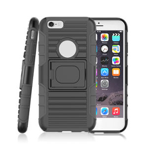 2017 New Arrived TPU PC Mobile Phone Case for iPhone6 Factory Price pictures & photos