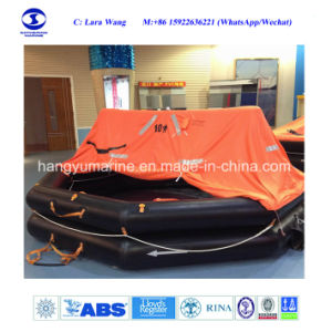 Flexible Throw Overboard Life Rafts, Davit Launched Liferaft, Leisure Raft, Yacht Life Raft Manufacture pictures & photos