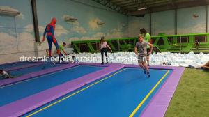 Big Bounce Commercial Amusement Indoor Trampoline Park for Sale pictures & photos
