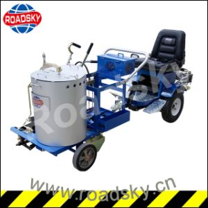 RS Series Driving Type Thermoplastic Paint Road Line Marking Machine pictures & photos