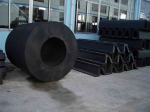 Small Cylindrical Fender Rubber Cylindrical Fenders pictures & photos