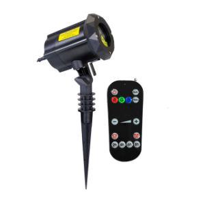 Motion Garden Christmas Laser Light /Rotating Laser Light pictures & photos