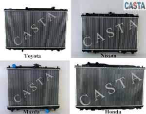 for Volkswagen, Audi, A3 / A4 /A4/ S4 / Vehicle 06- Auto Aluminum Radiator pictures & photos