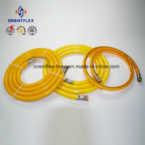 Anti-Erosion High Tensile Polyester Reinforcement PVC Spray Hose pictures & photos