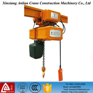 1 Ton Electric Monorail Trolley Hoist Chain Type pictures & photos