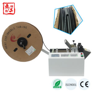 Ce Cerficated Heat Shrink Tube Cutting Machine pictures & photos