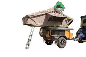 New Hot Sale Camper Trailer Roof Top Tent pictures & photos