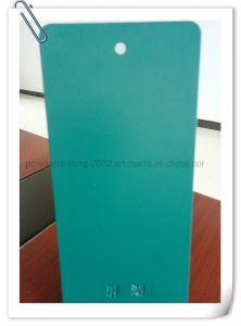 Green Frosted/Sand Grain Texture Paint Decorative Epoxy Polyester Powder Coating pictures & photos