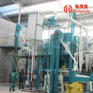 Complete Line of 100t/24h Wheat Flour Milling Machine pictures & photos