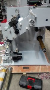Slitting Machine Roll to Roll Adhesive Tape (ZB-320-520) pictures & photos