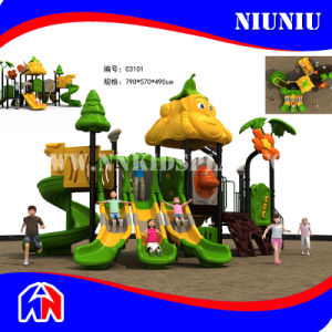Functional New Design Children Outdoor Soft Playground pictures & photos