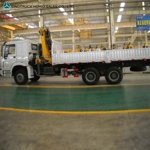 HOWO 6*4 Cargo Truck Crane, Heavy Crane Truck pictures & photos