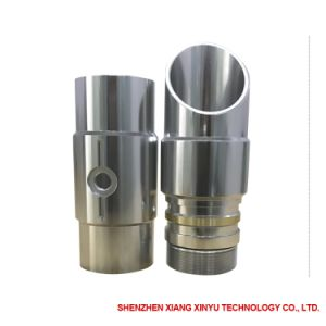CNC Precision Machining Aluminum Parts (XY-009) pictures & photos