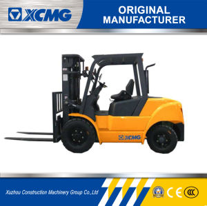 XCMG Official Manufacturer Fd50t Mini 5ton Forklift for Sale pictures & photos