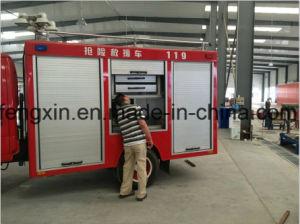 Aluminum Garage Roller Shutter (Fire Truck Door) pictures & photos