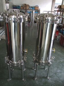Stainless Steel Filter Three Stages Filter pictures & photos