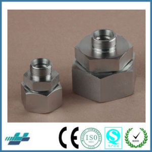 Metric Bite Type Tube Fittings with Swivel Nut Compression pictures & photos