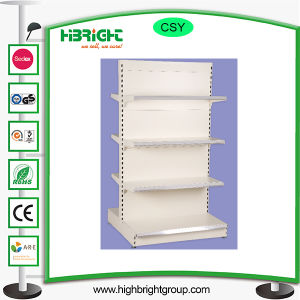 Almond Store Shelving Rack Display pictures & photos