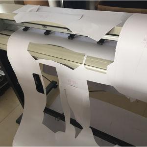 CNC Engraver Cutting Plotter Vertical Cutting Garment Plotter pictures & photos