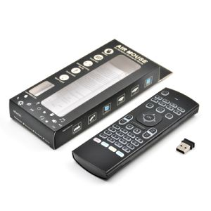 Mini Wireless Keyboard Mx3 Backlit Air Fly Mouse for Smart TV Box pictures & photos