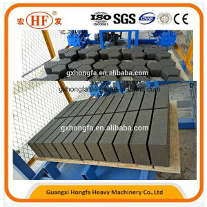 Automatic Concrete Brick Machine Hollow Block Machine pictures & photos