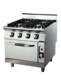 Commercial Four Burner Gas Oven with Cabinet (FG9XC40YN) ----LPG pictures & photos