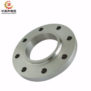 OEM CNC Machining Parts Stainless Steel Flanges CNC pictures & photos