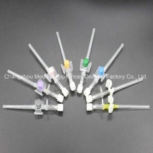 I. V. Cannula 21g with CE pictures & photos