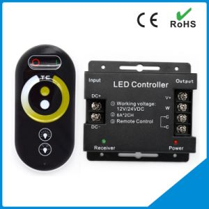 LED Dimmer Lighting Decoration Controller RF Wireless pictures & photos