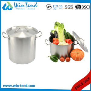 Stainless Steel Soup Bucket Cooling Stock Pot pictures & photos