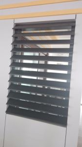 Aluminium Louver Window pictures & photos