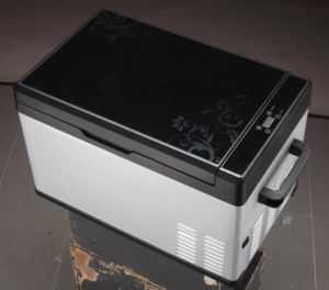 Portable DC Mini Freezer for Truck, RV, Camper and Boat pictures & photos