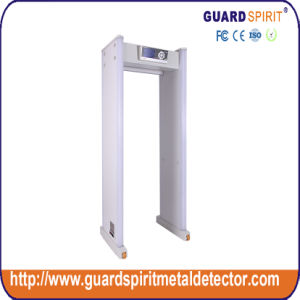 High Sensitivity 24 Zone Door Frame Security Body Scanner pictures & photos